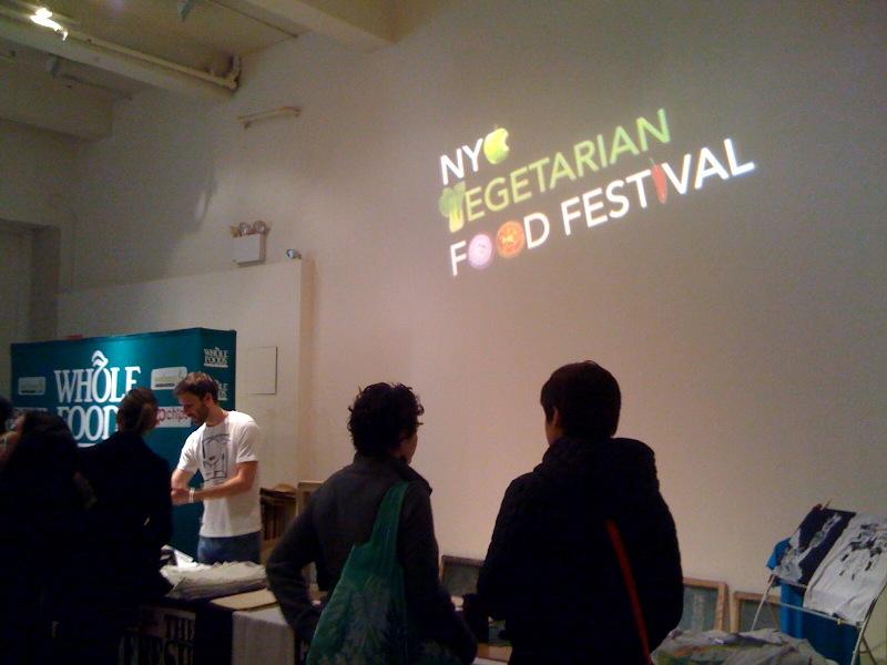NYC Vegetarian Food Festival