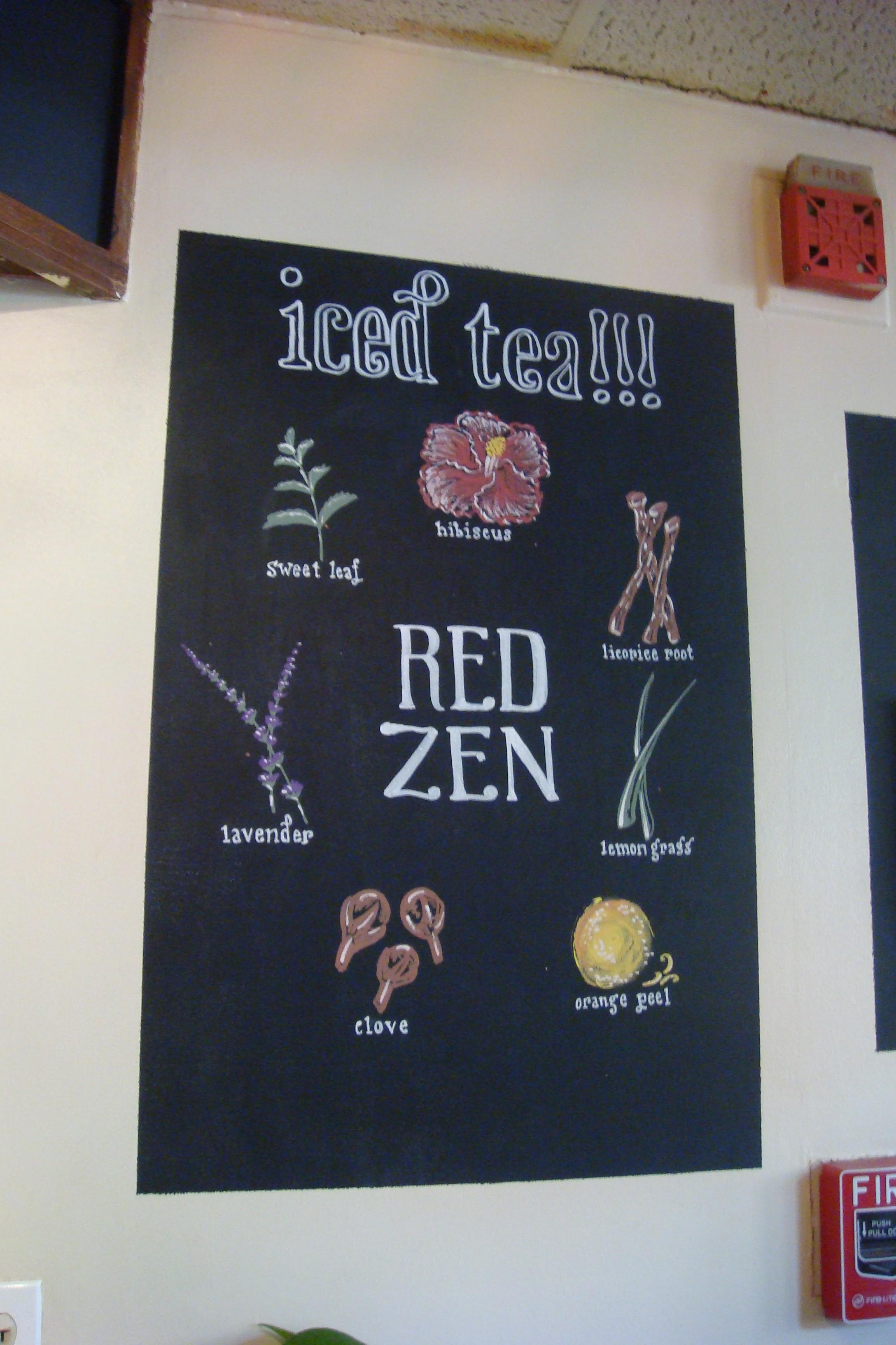 Espresso Royale Caffe, Red Zen