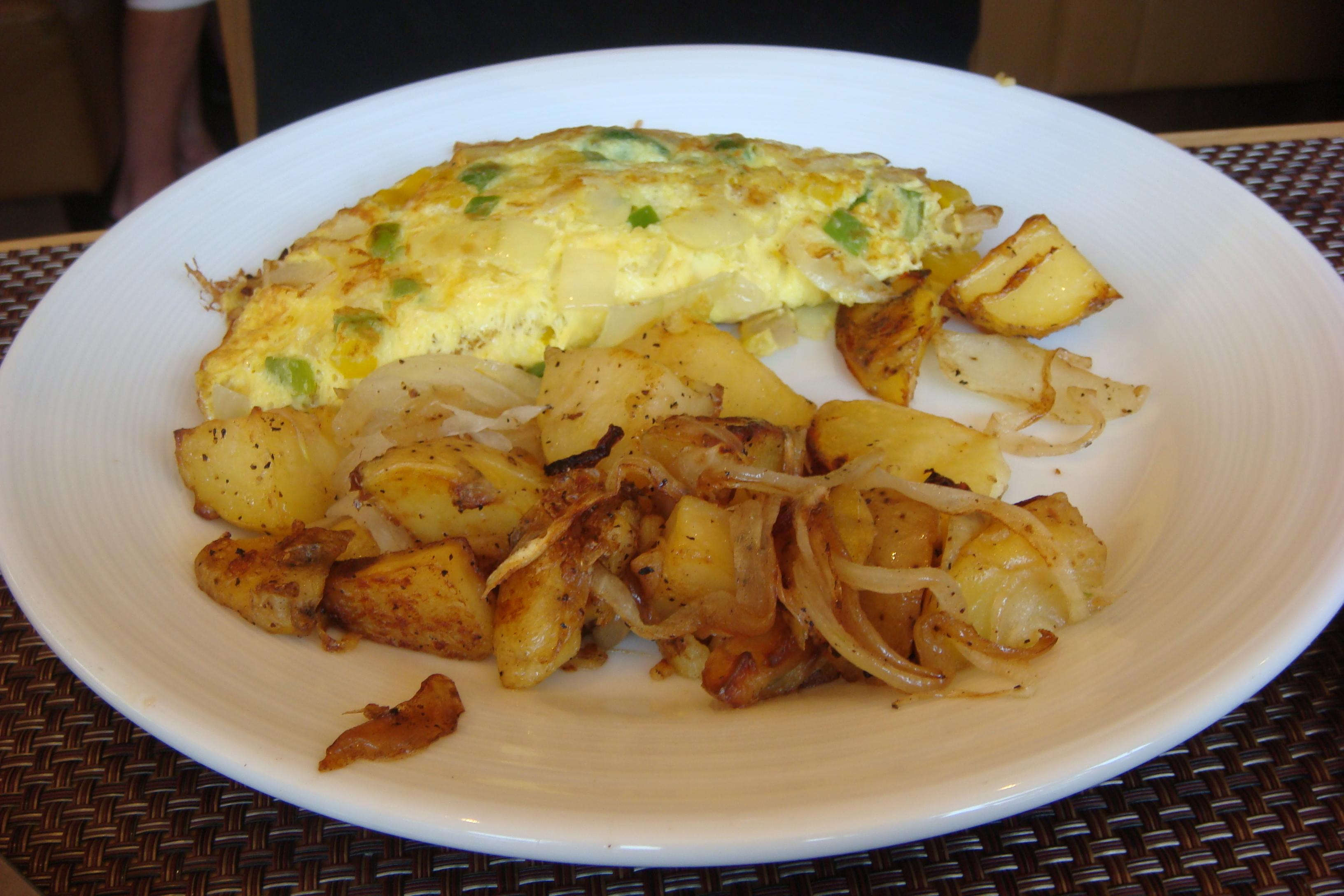 North 26 - Brunch - Omelet
