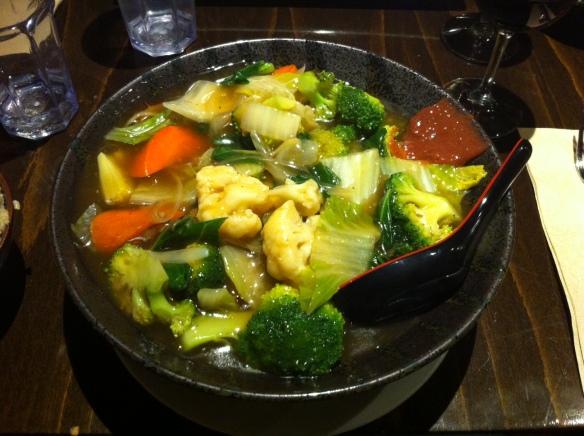 Souen - Kuzu Stew