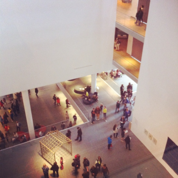 MOMA, New York City