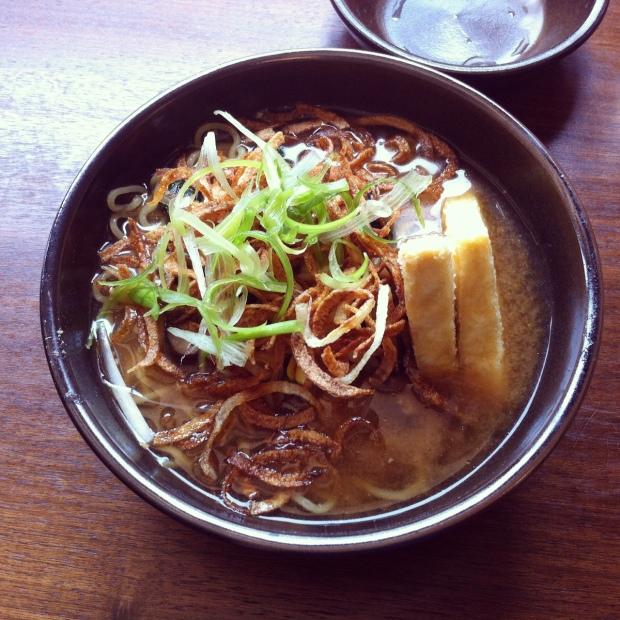 Vegan Miso Ramen - Mokbar, Chelsea Market