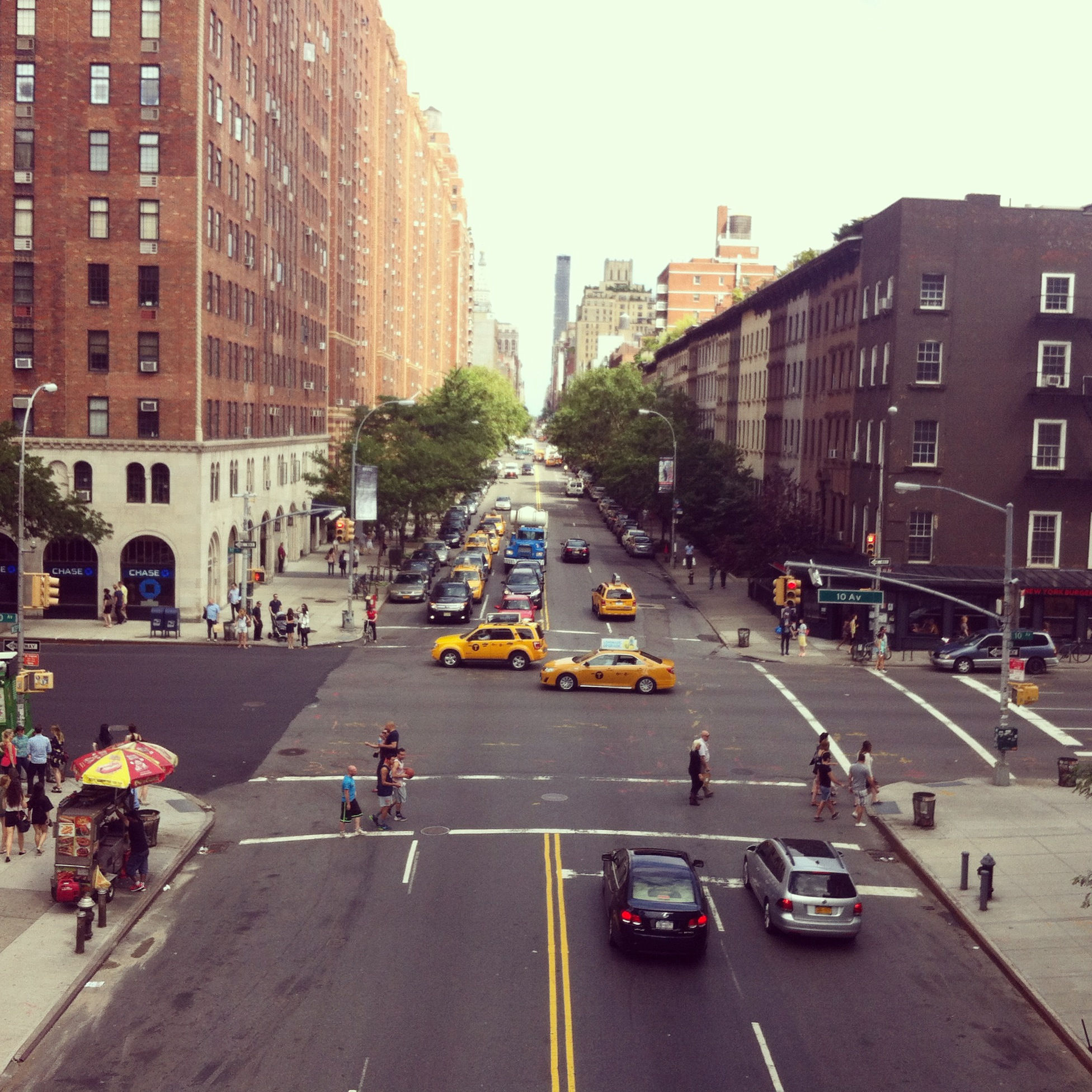 The High Line - New York City