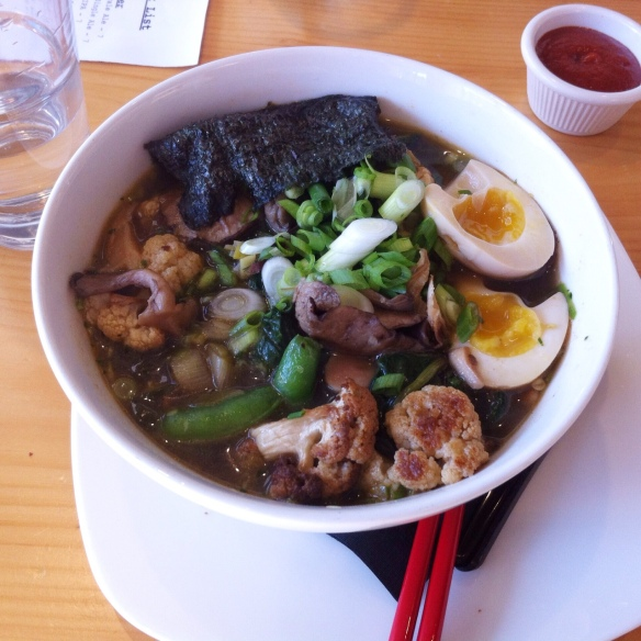 Vegetarian Ramen, Union Republic
