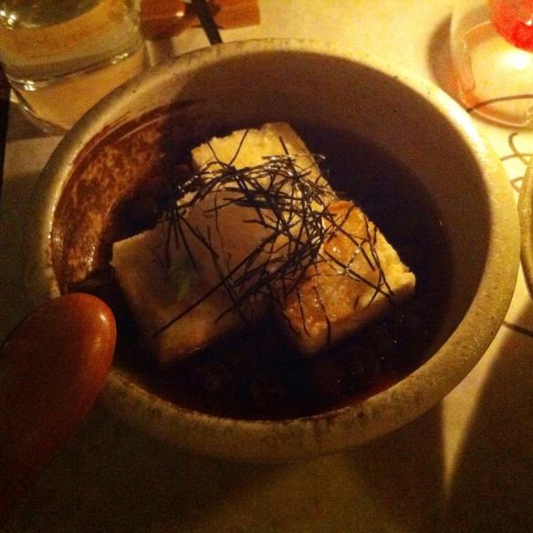 Agedashi Tofu, Daruma-ya