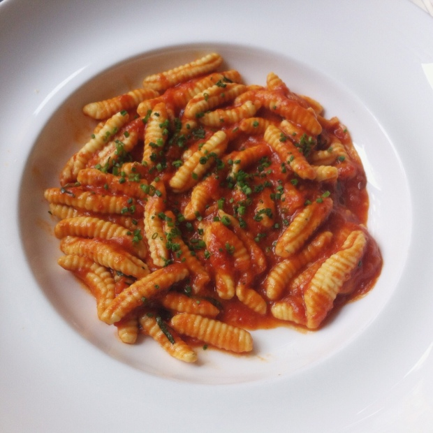 Cavatelli, All'onda, Union Square