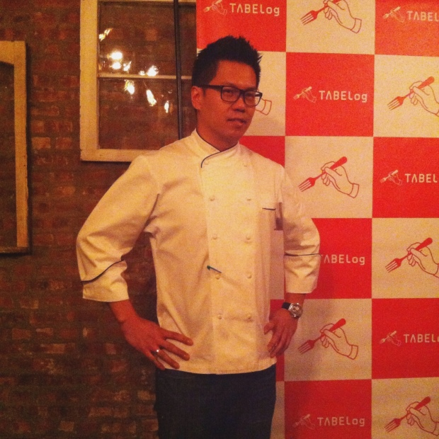 Chef Thomas Chen, Tuome, East Village