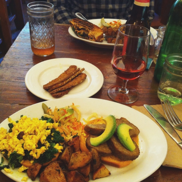 The Organic Grill, East Village