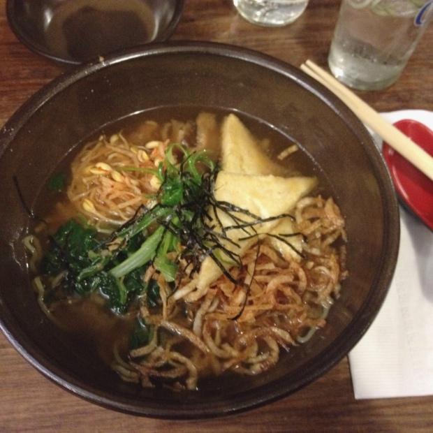 Vegan Miso Ramen, MokBar