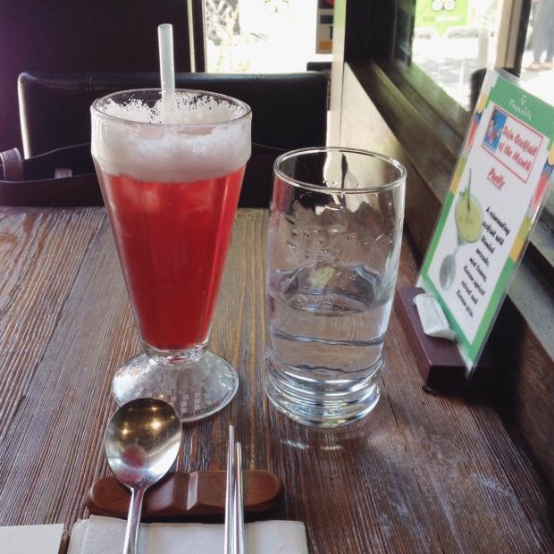 Pomegranate Tea, Franchia