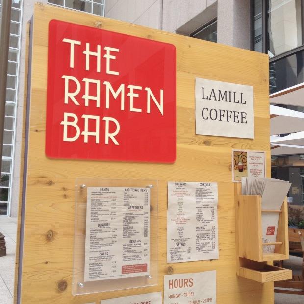The Ramen Bar, San Francisco