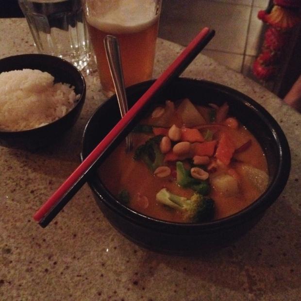 Massaman Curry, Laut