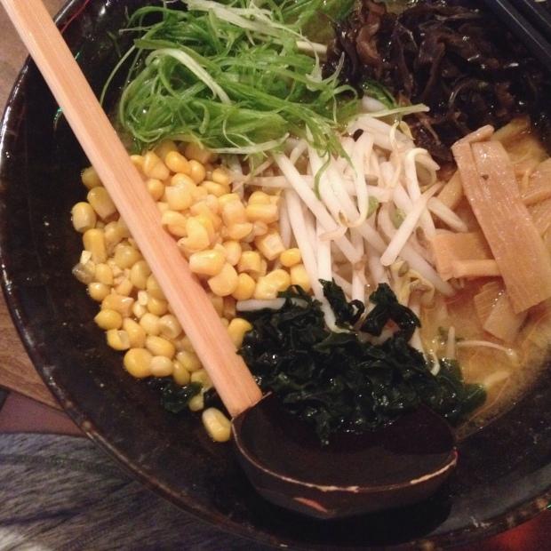 Yasai Miso Ramen, Ramen-ya