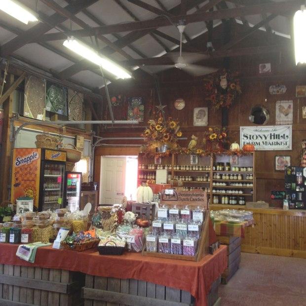 Stony Hill Farm Market, Corn Maze, New Jersey