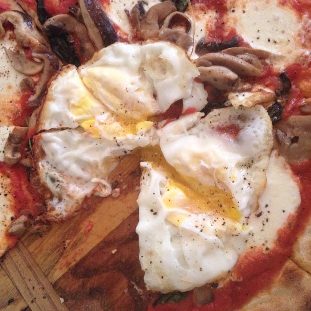 Hangover Pizza, Trattoria il Mulino