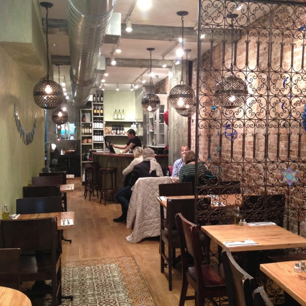 Hummus Kitchen, Upper East Side