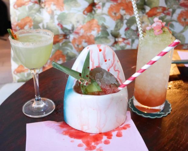 Cocktails, Mother of Pearl, East Village