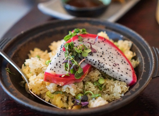 Rum Fried Rice, Mother of Pearl, East Village