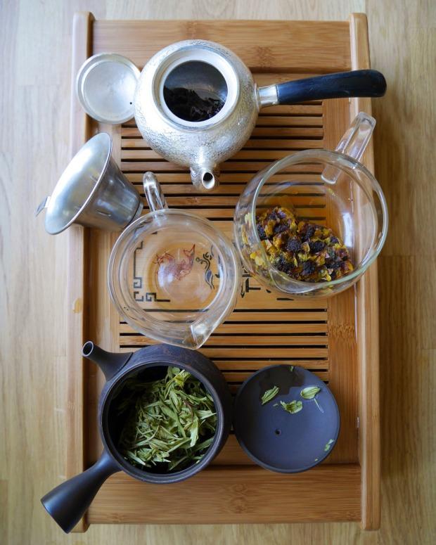 Totem Tea, Portland