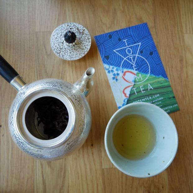 Gui Fei Oolong, Totem Tea, Portland