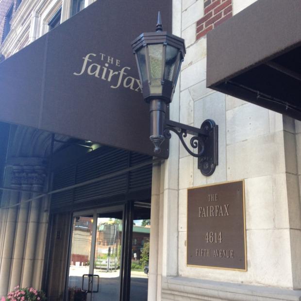 The Fairfax Apartments, Pittsburgh