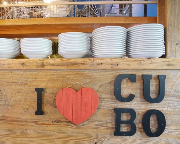 El Cubo de Cuba, SE Portland