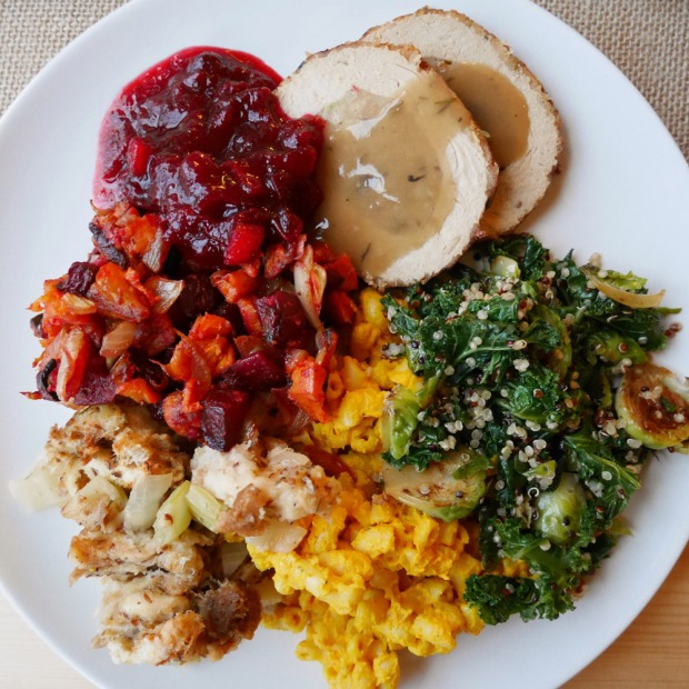 Vegan & Vegetarian Thanksgiving Recipes