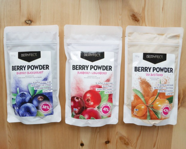 Berryfect Berry Powders
