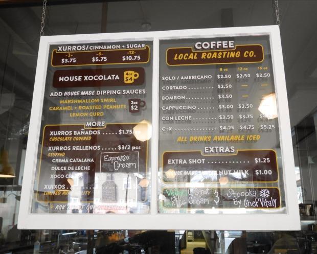 180 Xurros & Xocolata, NE Portland
