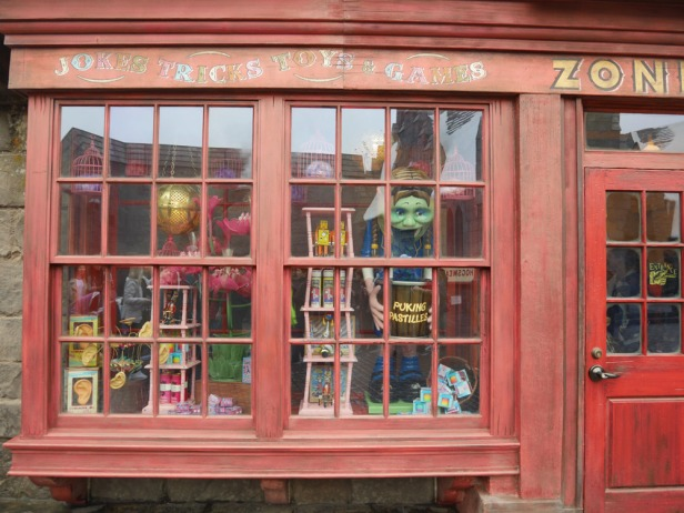 The Wizarding World of Harry Potter, Universal Studios Hollywood