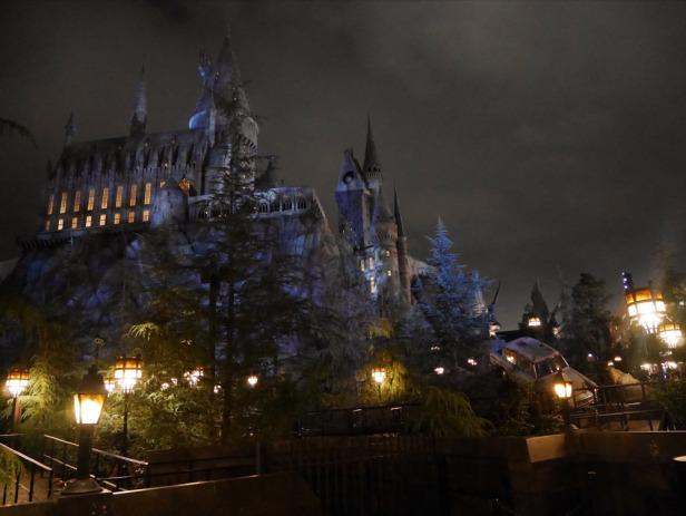 Hogwarts Castle, The Wizarding World of Harry Potter, Universal Studios Hollywood